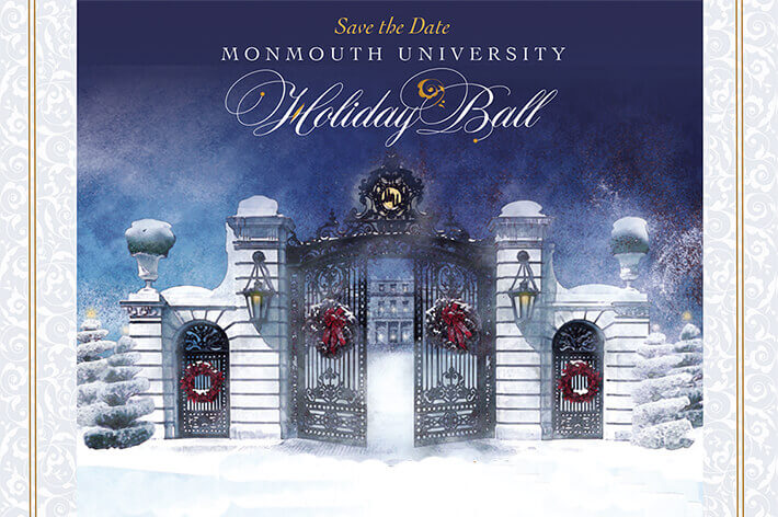 Monmouth University's Holiday Ball