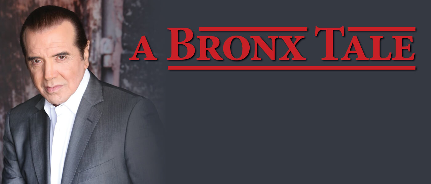 SOLD OUT – A Bronx Tale starring Chazz Palminteri