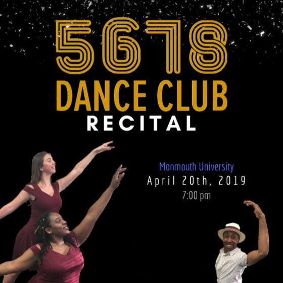 5678 Dance Club Recital