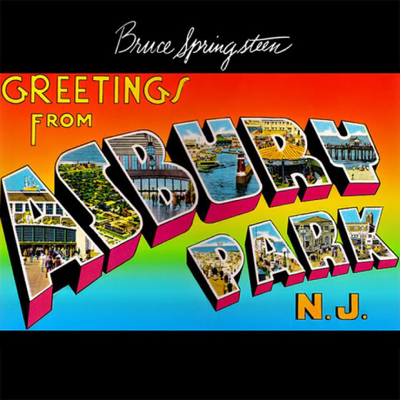 Bruce Springsteen, Greetings from Asbury Park, NJ
