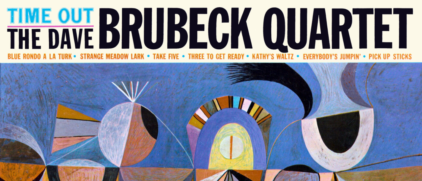 Photo image of album cover for Time Out by the Dave Brubeck Quartet