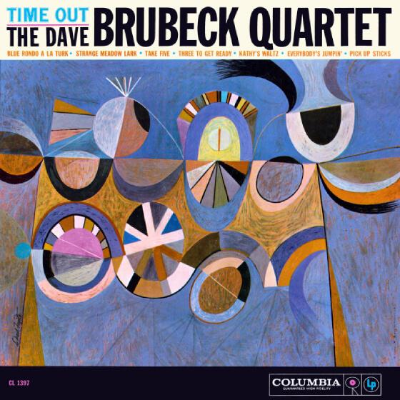 Dave Brubeck, Time Out