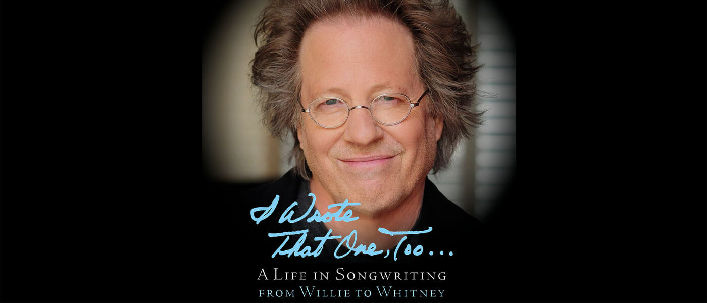 A Life in Songwriting, Starring Steve Dorff - West Long Branch