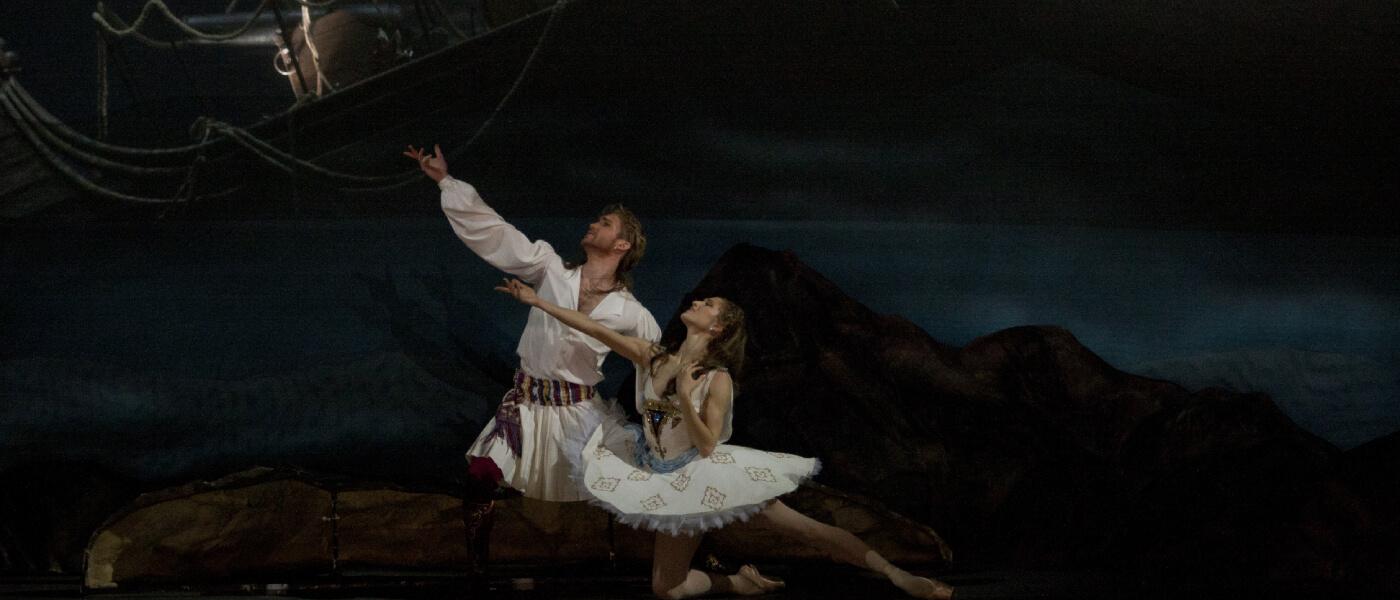 The Bolshoi Ballet; Giselle