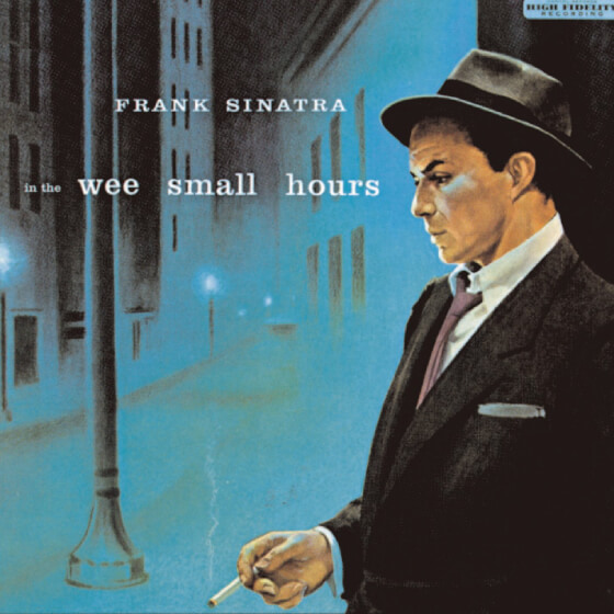 Frank Sinatra, In the Wee Small Hours