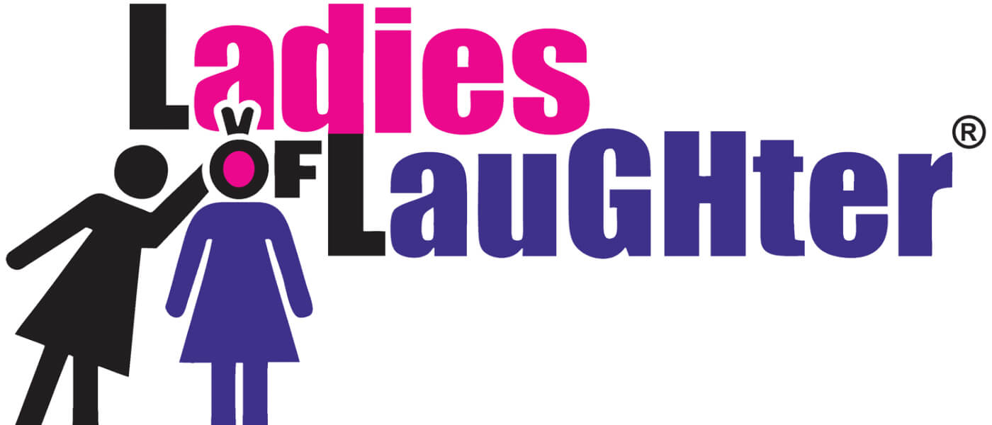 Promotional image for the The Ladies of Laughter Funny & Fabulous Tour