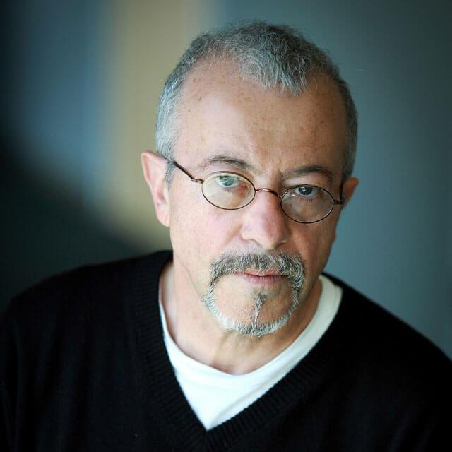 Photo of Andrei Codrescu
