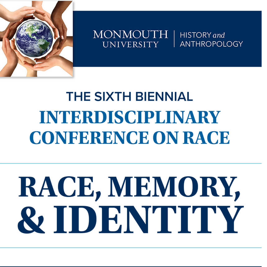 Photo image of program cover for 6th annual Interdisciplinary Conference on Race