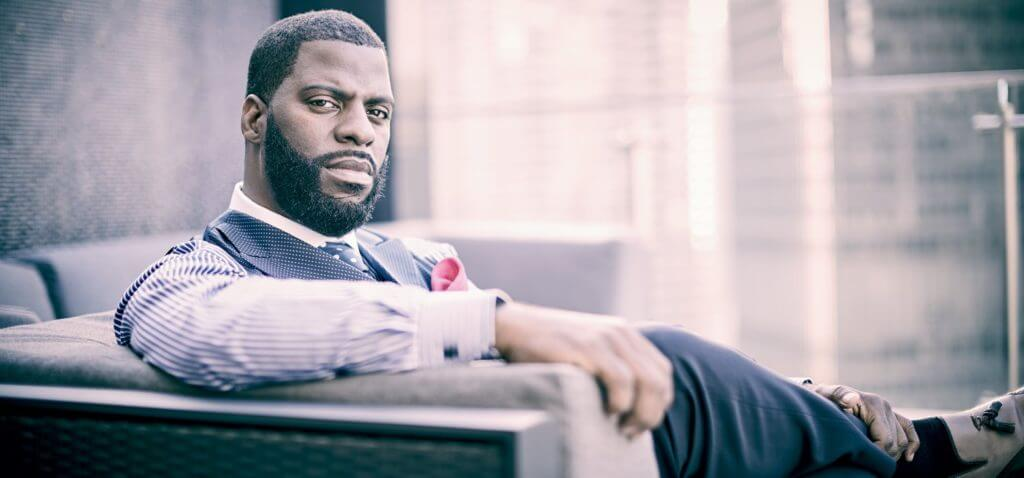 "Photo of Grammy Winning Artist, Che ""Rhymefest"" Smith"