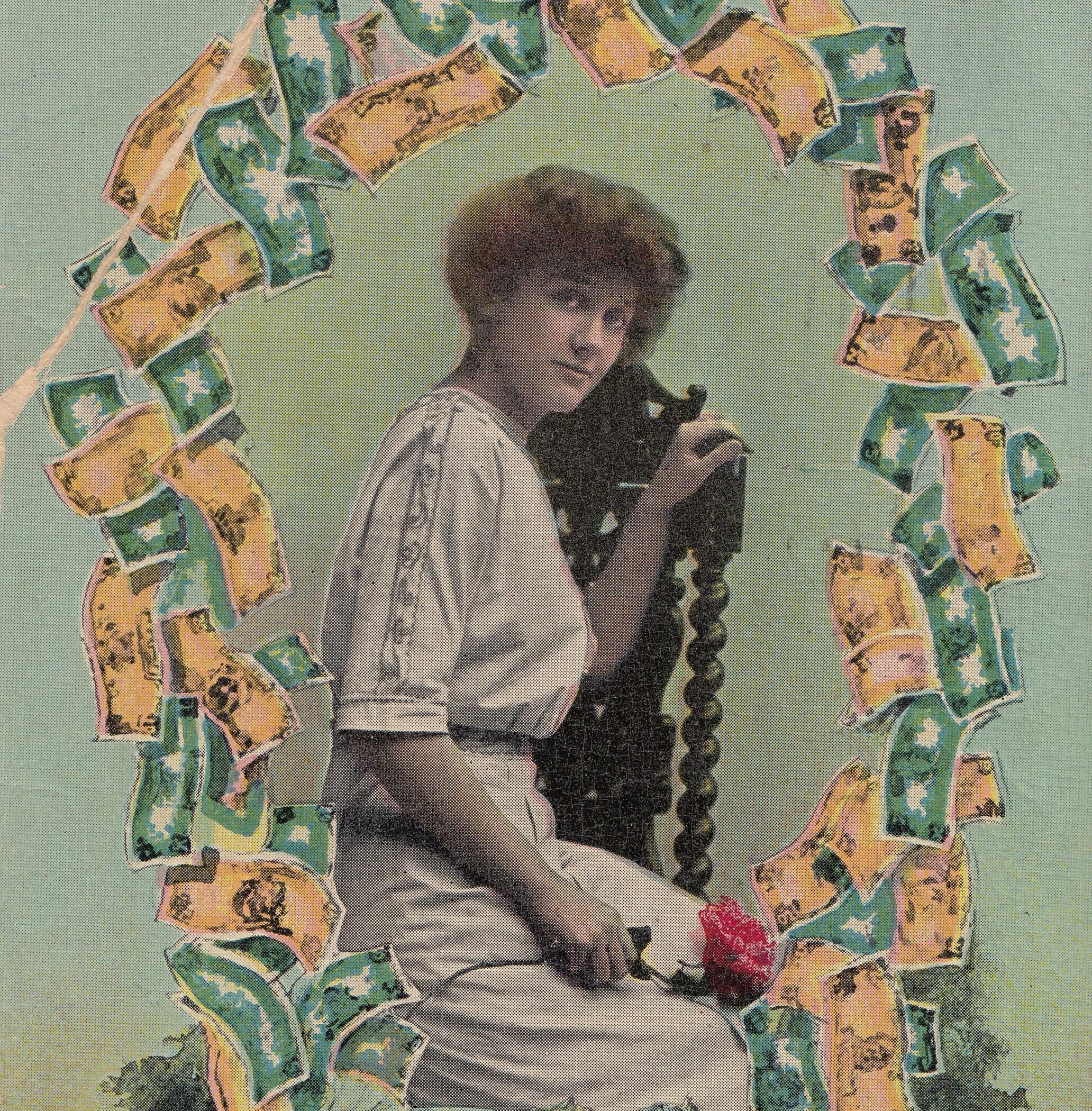 Promotional Artwork for American Women and Royal Marriages: NJ's Dollar Princesses