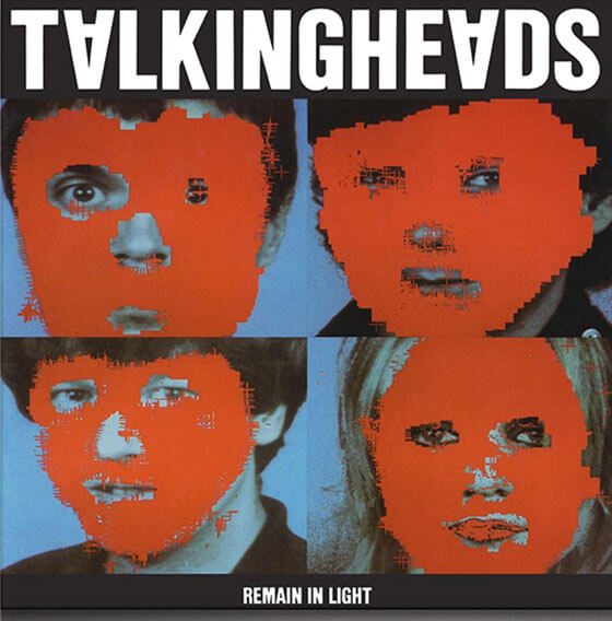 Virtual Tuesday Night Record Club: Talking Heads: Remain in Light