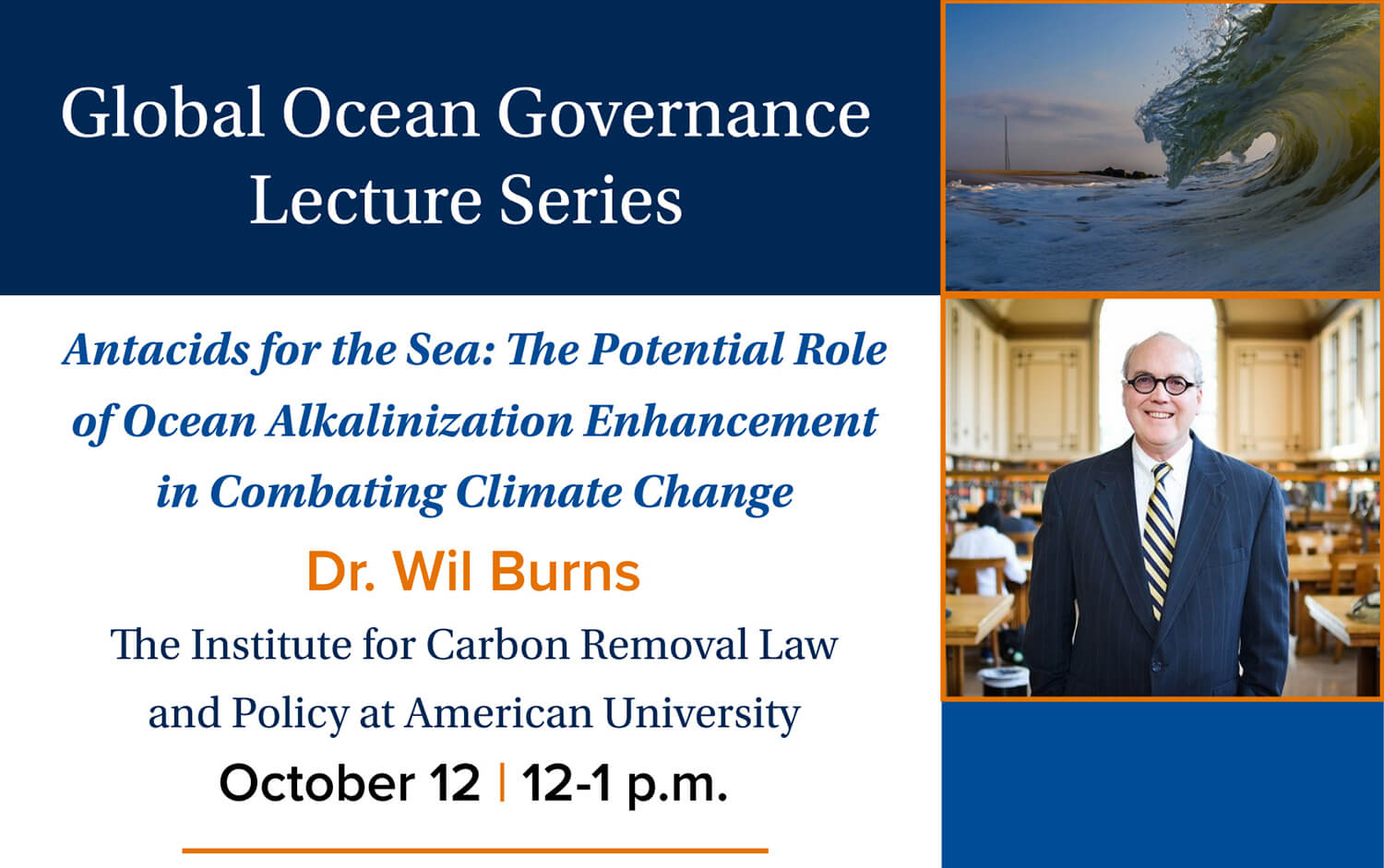 GU-UCI Global Ocean Governance Lecture Series