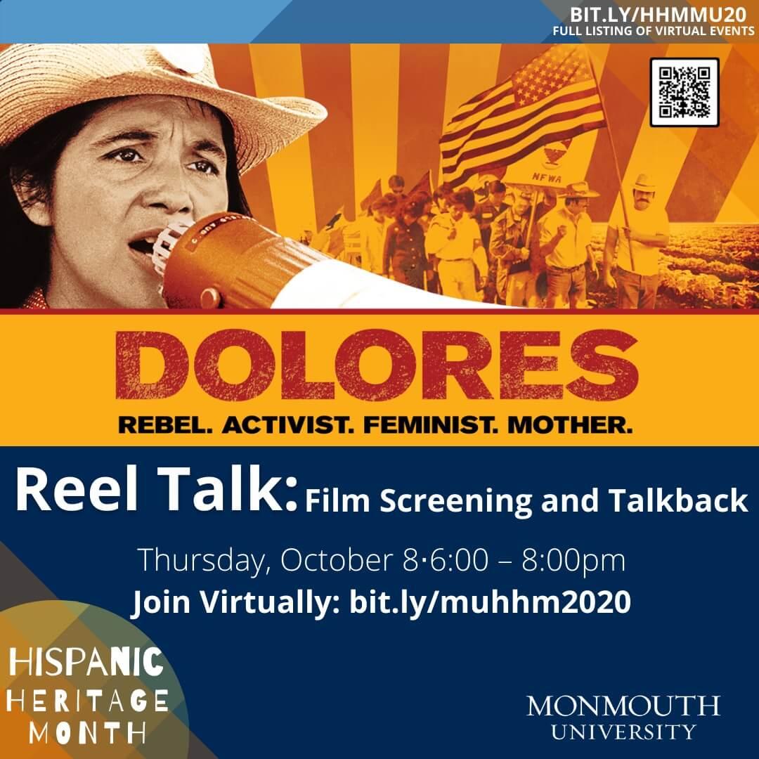 Dolores, Reel Talk