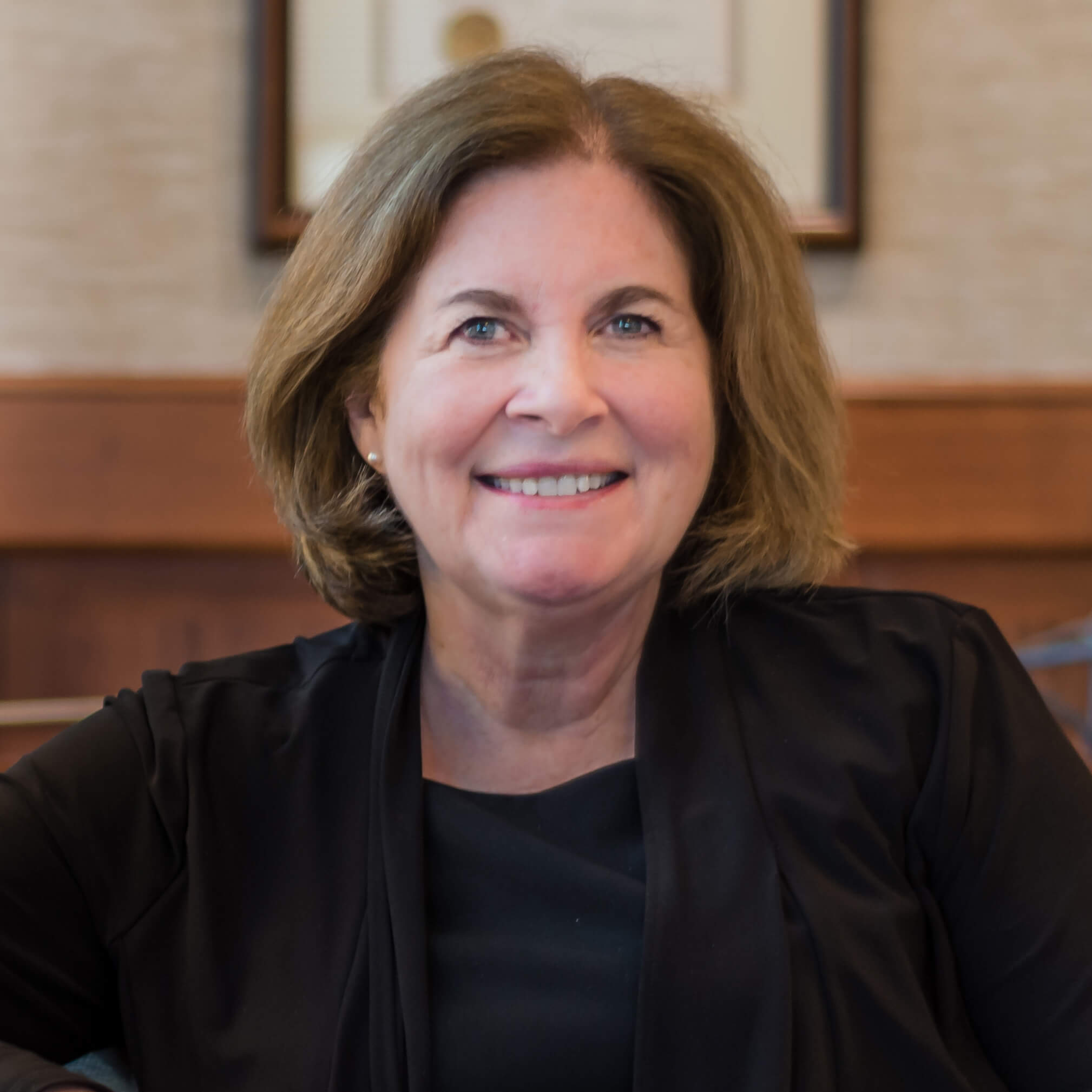 Photo of Esther George, president and CEO of the Federal Reserve Bank of Kansas City