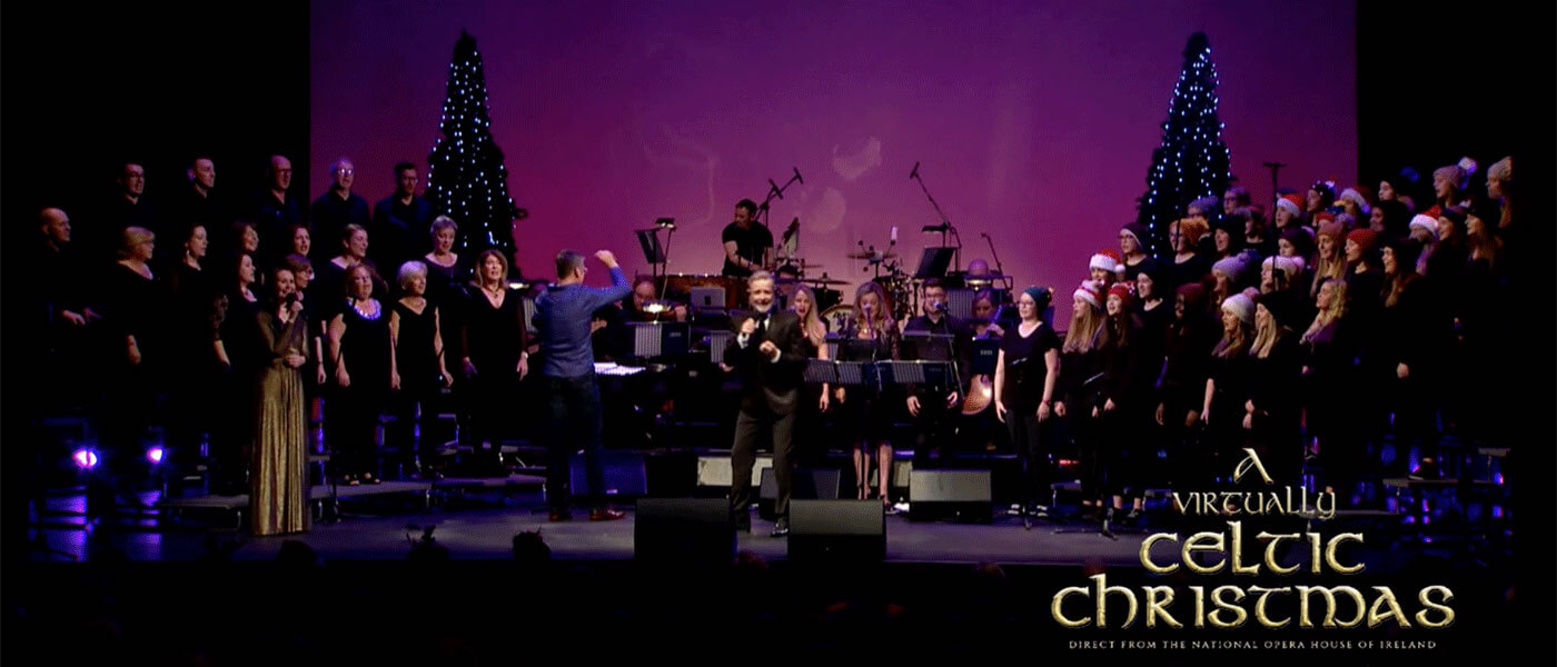 Photo of A Virtually Celtic Christmas – streamed direct from the National Opera House of Ireland