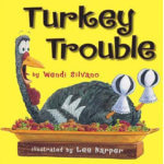Photo Image of Book Cover for Turkey Trouble by Wendi Silvano