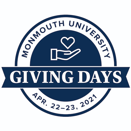 Monmouth University Giving Days April 22-23, 2021