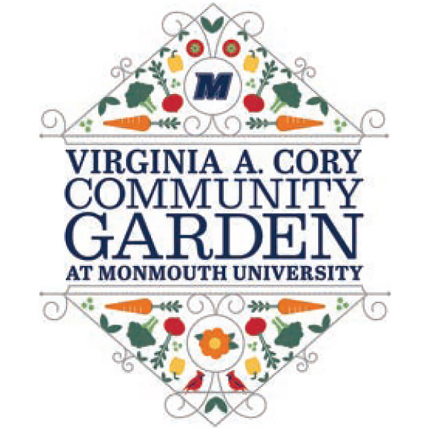 Image of Victoria A Cory Community Garden at Monmouth University