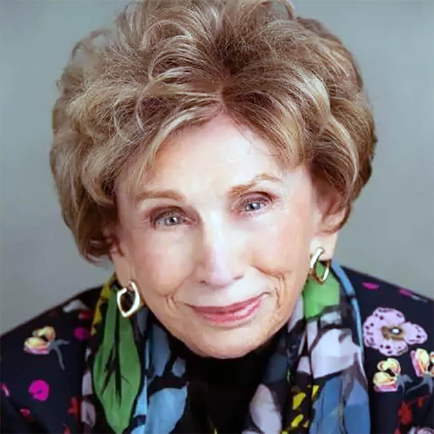 Photo of Dr. Edith Eger