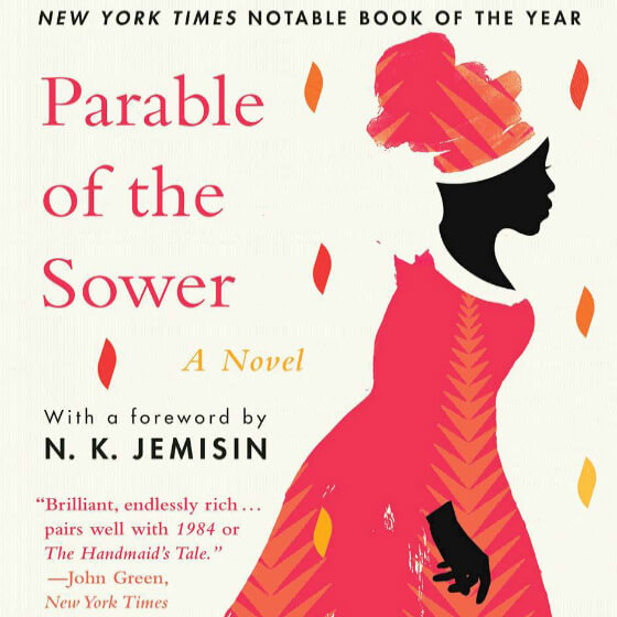 Tuesday Night Book Club: Octavia E. Butler, Parable of the Sower