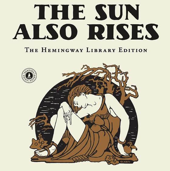 Virtual Tuesday Night Book Club: Ernest Hemingway, The Sun Also Rises