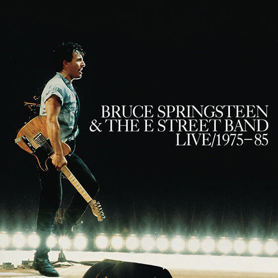 Tuesday Night Record Club: Bruce Springsteen and the E Street Band Live, 1975-85