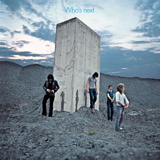 Virtual Tuesday Night Record Club: The Who, Who's Next