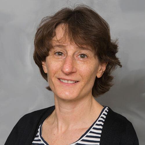 Headshot of Nancy Mezey