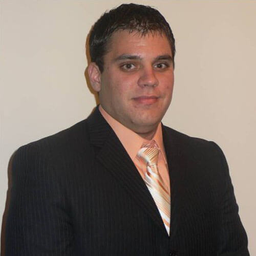 A photo of Nick Fedele