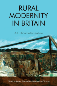 Book Cover for Modernity in Rural Britain