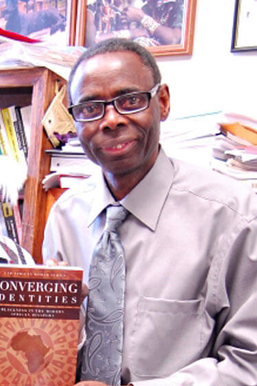 Photo of Dr. Julius Adekunle