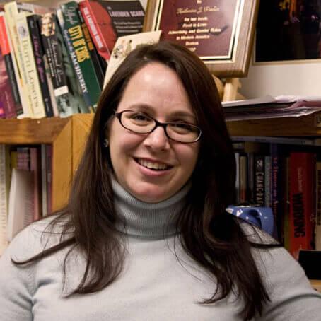 Photo of Dr. Katherine Parkin