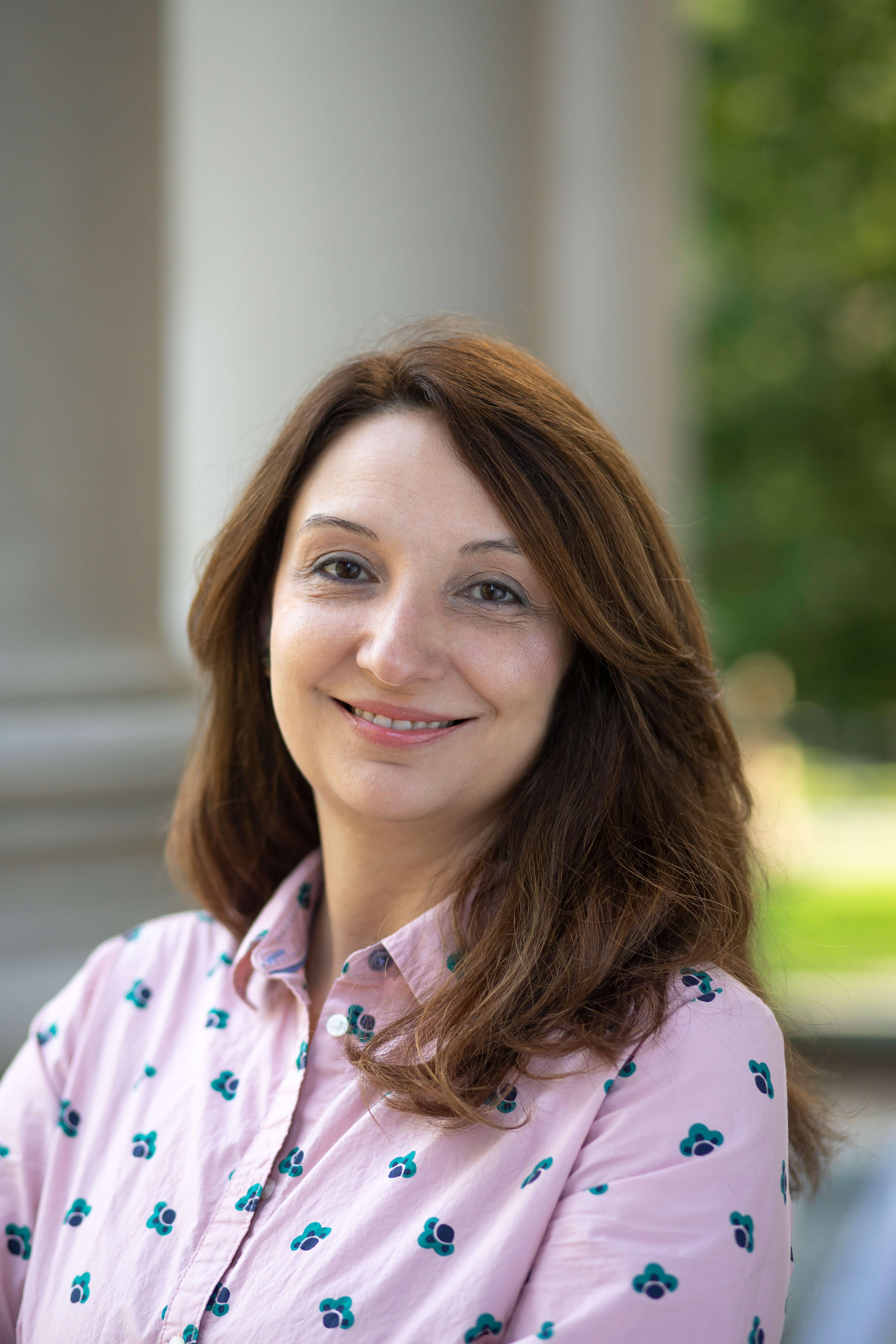 Headshot of Dr. Marina Vujnovic