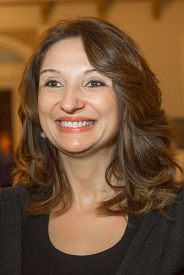 Photo of Marina Vujnovic, Ph.D.