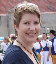 Photo of Heidi L. Bludau Ph.D.
