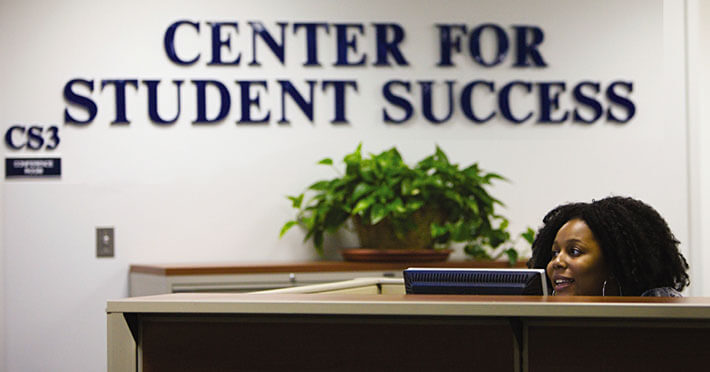 Center for Student Success Front Desk