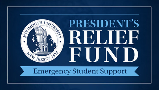 President's Relief Fund Emergency Student Support