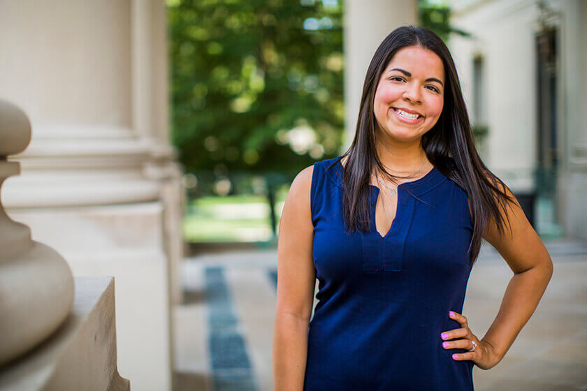 Katherine Picon, Graduate Student