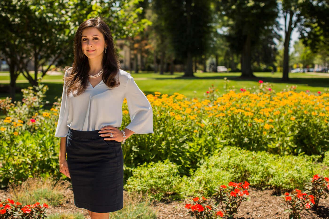 Christine Hennigan, Graduate Student