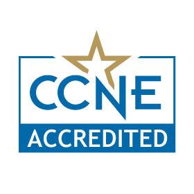 CCNE Accredited Logo