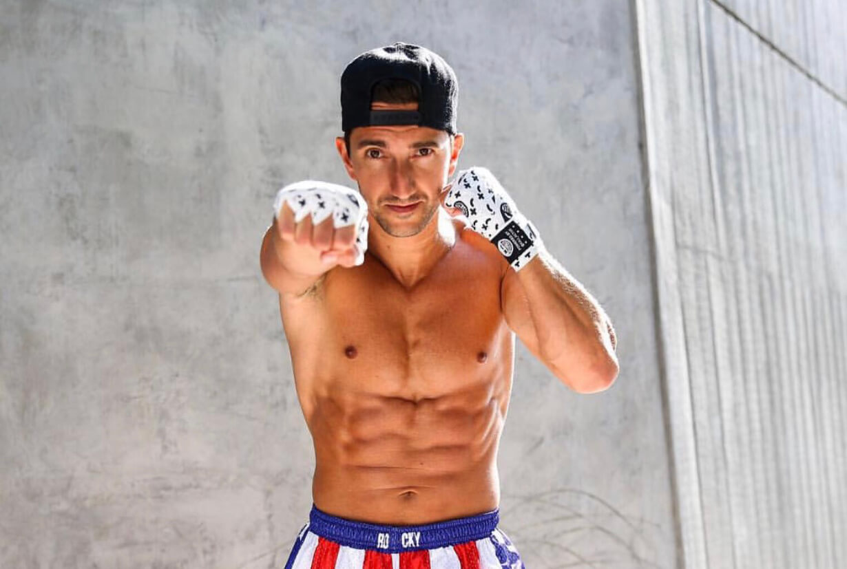 4ab96bd1a6 Andy Stern '11, '12M is the Director of Talent and Founding Trainer at  Rumble Boxing, a group fitness venture he helped build in 2016.