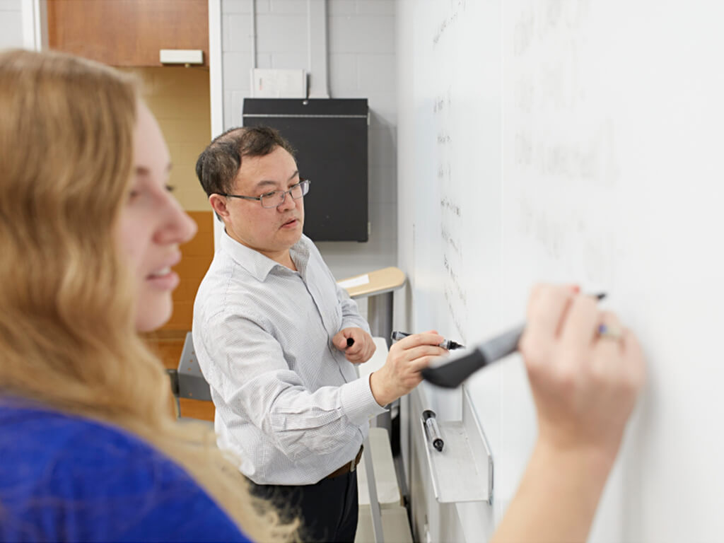 Professor Jay Wang's class Real-time Software Design and Implementation