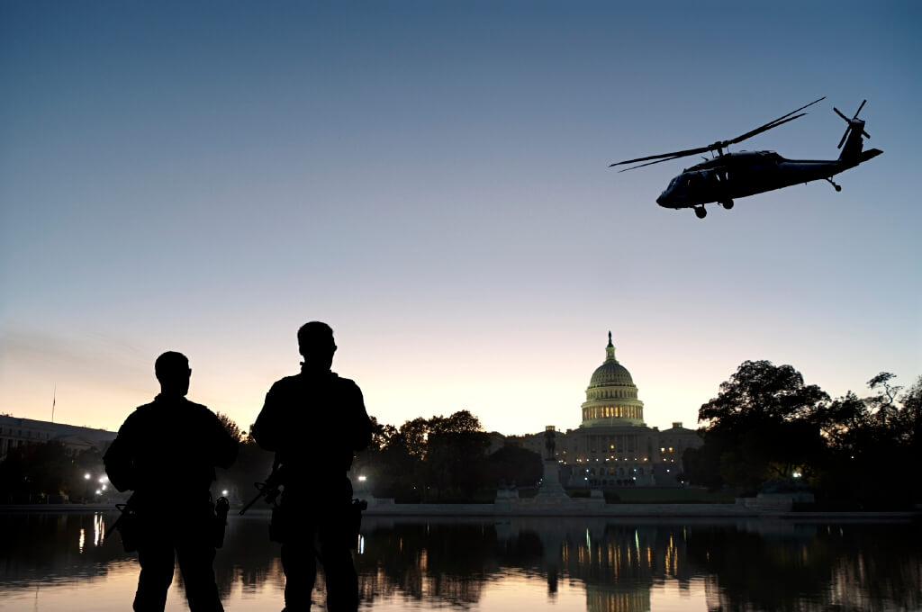 Homeland Security Forces in the Nation's Capital