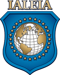 Image of International Association of Law Enforcement Intelligence Analysts logo; Click to visit the web site