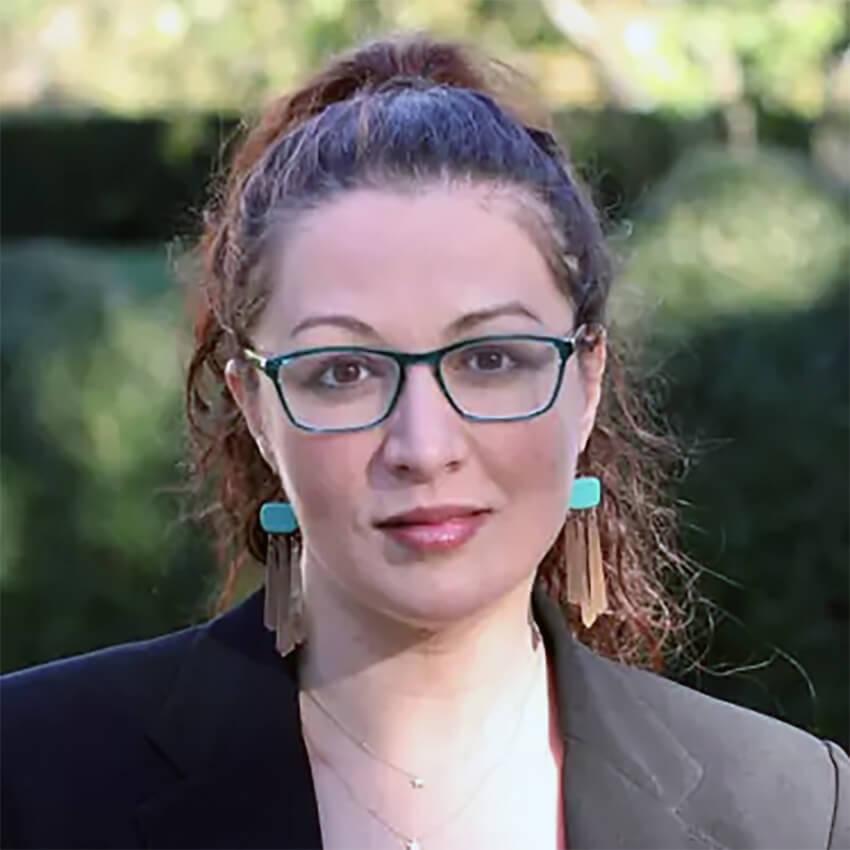 Photo of Veronica M. Davidov