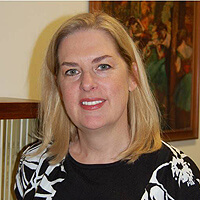 Photo of Mary Kate Azcuy, DLitt