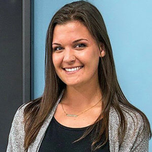 Photo of Mackenzie Peed - Click to see graduates pursuing careers in athletic training