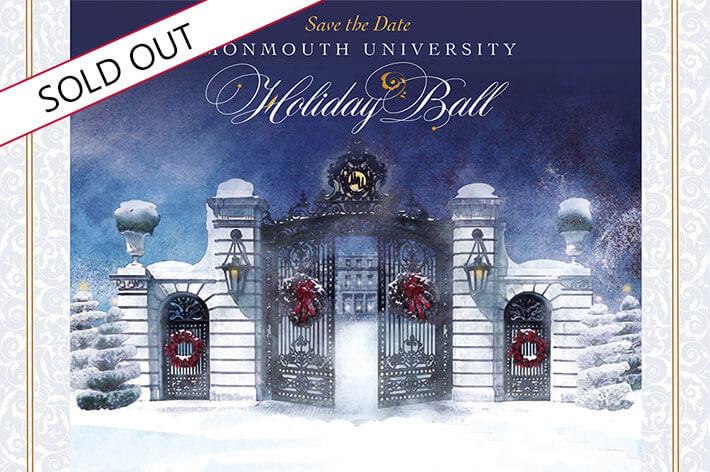 Monmouth University's Holiday Ball 2018