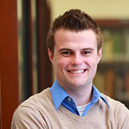 Headshot of Ryan Murphy