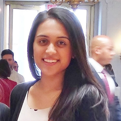 Headshot of Monali Patel